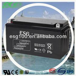 12V 140AH 12v solar charger and battery
