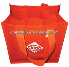 Customized leading environmental pp non woven shopping bags