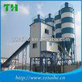 Central de betão plantas hzs25, Betoneira usado planta, Móvel e pequeno central dosadora de concreto planta