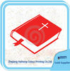 Newly red hardcover holy bible book OEM high quality supplier