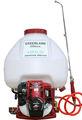 Mochila rociador de la ksf groenlandia 25/35 o2 de salida: hp 1.0/1.3 hp