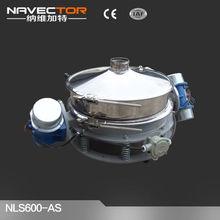 Powder Coatings industry Floating screener equipment