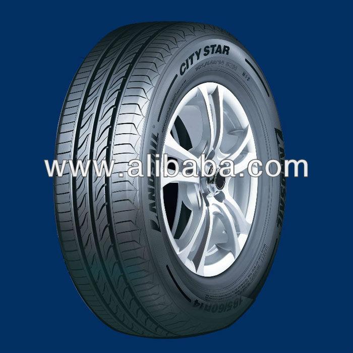 Passenger car radial tire