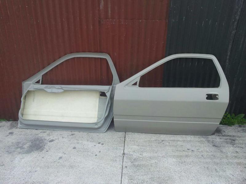 Puertas Para Baño De Fibra De Vidrio:De fibra de vidrio FC RX7 puertas-Puertas de coche-Identificación del