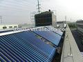 Split unter druck solarkollektor/solaranlage