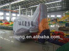 hottest custom inflatable advertising cartoon Advertising Inflatable Airplane