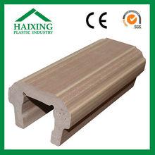 Waterproof Outdoor weight resistance wpc foam stairs handrail