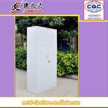 Electrostatic Powder Coating Double Door Steel Almirah