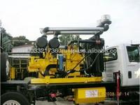New Portable Diesel Engine Powered Screw Air Compressor