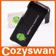 The cheapest Rikomagic andriod mini pc 1gb ram 4gb romhousehold MK802 mini pc android hdmi MK802