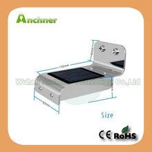 Low-cost led solar door light
