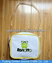 nice cartoon plastic pvc wallet bag candy bag gift bag for kids