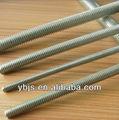 Galvanizado varilla roscada/bar din975/astm a193 b7/b7m/b8/b8m