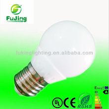 3w 230v 2012 led bulb lighting