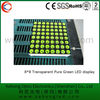 8*8 led array transparent decorate product led dot matrix