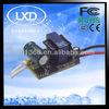 internal 12v triac dimmable led driver transformer 3W