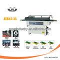 Straight edge coladeira de arredondamento de cantos aeb45-3a máquina com cinco funções