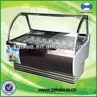 10 to 26 pans luxury gelato ice cream display