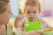Convenient soft waterproof custom baby bib pullover