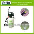 (91786) 5l de plástico de la bomba de presión mochila rociador de pintura