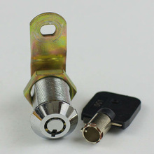 tubular slot machine lock zinc alloy
