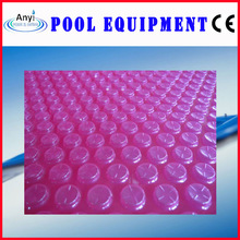Above ground swimming pool covers,pe bubble solar pool cover