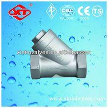 in line oil filter air filter manufacturer SS 316/304/WCB