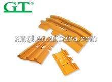 Sell excavator PC200-5 R220 EX200-2/3 EX220LC-2/3 PC100L-5/6 steel track shoe oem no.20Y-30-00012 or EX200-2/3 2027982 pad