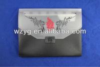 Hot selling plastic expandable file folder