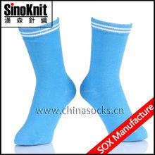 Customized Mid Calf Knitting Child Socks