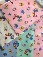 100% polyester children quilt cover textiles