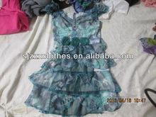 used clothing, women dress, fashion korea style