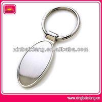 Blank Metal Keychains With Custom Shape