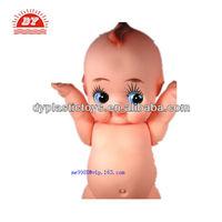 ICTI certificated custom make wholesale plastic kewpie dolls for sale