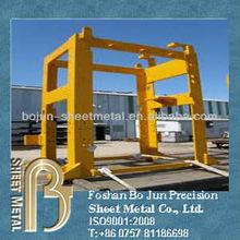 sheet metal fabrication/stainless steel fabrication/steel fabricated buildings