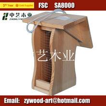 Outdoor Handmade Resin Bird House For Garden Decoration