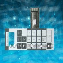 Waterproof RFID Card and Pin Metal Access Control Keypad