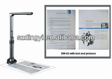 Office high speed A3 document scanner