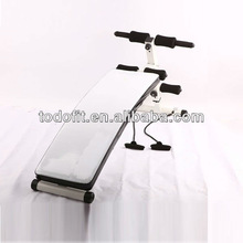padded exercise benches exercise curved sit up bench