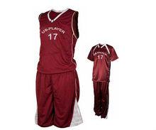 Wholesale Custom Basketball Uniforms 2013