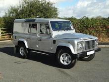 2012 Land Rover Defender 110 2.2 XS UTILITY DIESEL, 150983