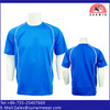 2014 high quality bulk blank t-shirt with dry fit material
