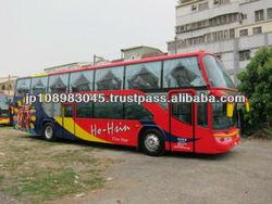 MITSUBISHI MGXZ002 Used Bus Left Hand Drive