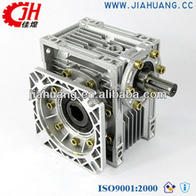 Industrial Power Transmission Flender Like Worm Drive Gear Speed Reducer with Output Flange