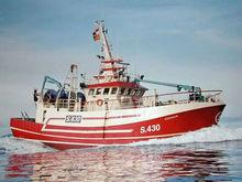 22.65m Seiner Trawler