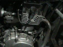 USED ENGINE MOTORCYCLE