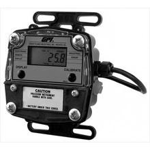 "GPI GM002A2C41-5 1/4"" NPT Oval Gear Pulse Meter"