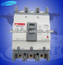 ABN ABS-203b ls moulded case circuit breaker 3p mccb 125A 3pole 4p