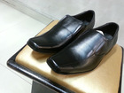 Formal men&#39;s leather Black shoes