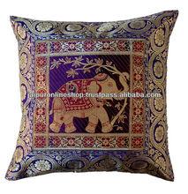 Silk Jacquard Cushion Covers , Images of Jacquard Cushion Covers